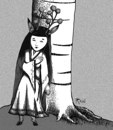 hiding-tree