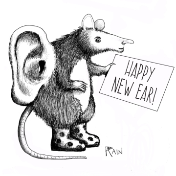happy new year – the most marvelous day