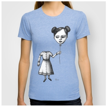 tshirt available at society6